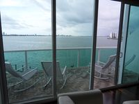Relax and enjoy the view of Biscayne Bay - ONLY YEAR LEASES ACCEPTED