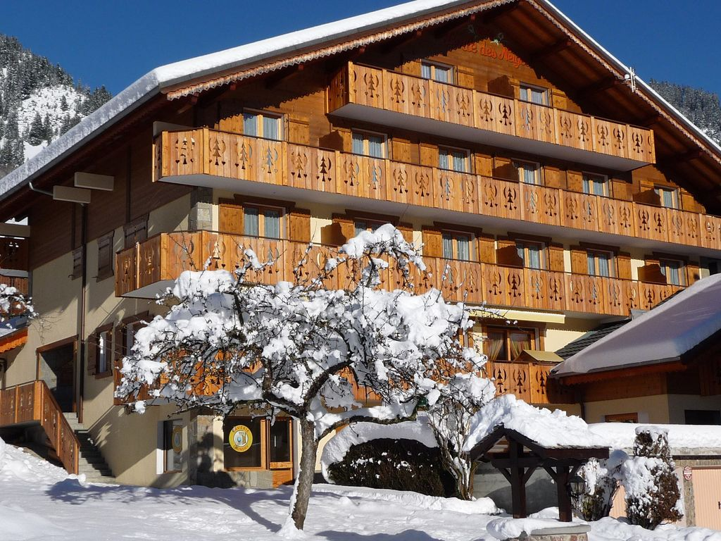 apartment in chalet la chapelle d abondance vrbo
