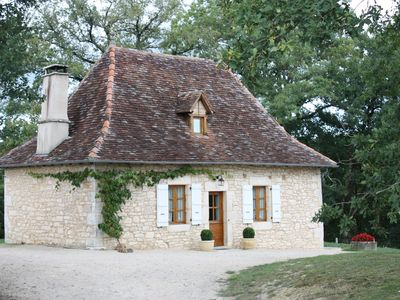 Character cottage on the Causse de Gramat very quiet