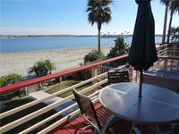 One Bedroom Bay Front Unit Great For Relaxation And Morning Coffee On Balcony