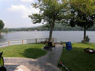Cooperstown apartment photo - Tranquility - Lakeside View
