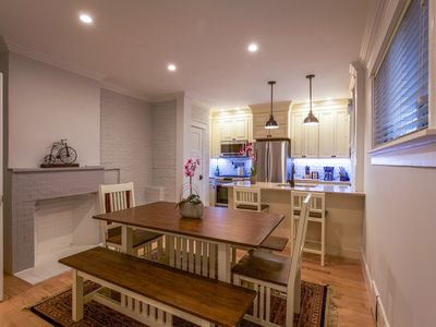 Updated 3-Story Home, Parking, Best Location in Boston