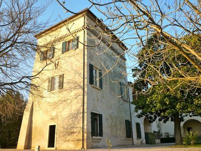 Verona City apartment rental - The tower Colombara di Villa Verità