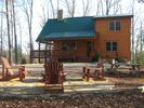 Early Spring 2013 - Boone cabin vacation rental photo