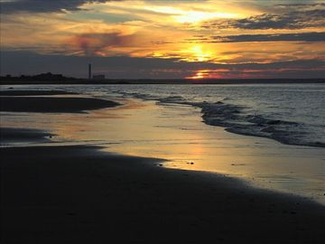 East Sandwich house rental - Beautiful sunsets and sandbars at low tide