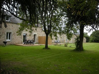 Holiday house, 120 square meters , Plescop, France