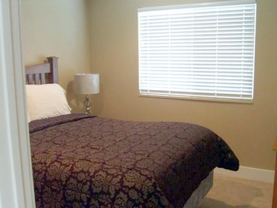 Private Guest bedroom with TV / DVD