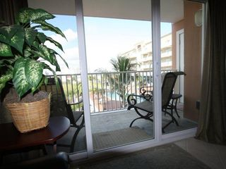 Makai Ocean City condo photo - balcony windows