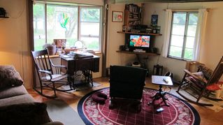 Robbinsville farmhouse photo - Living Room Aug 2012