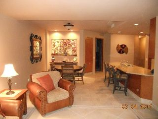 Puerto Penasco condo photo - Stunning dining room off Kitchen. Not cluttered with too much furniture.