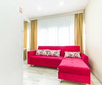 1 Bedroom & 1 Parlor Room Apartment in Bakirkoy