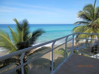 Rincon apartment photo - Balcony View