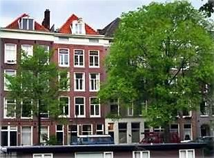 Marnixkade Canalview Apartments (from other side of canal)
