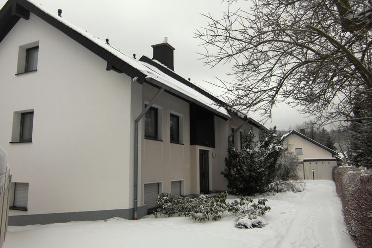 Holiday home near the popular winter and holiday town of Willingen
