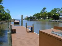 Canal Front, Private Boat Ramp, Large Dock, Close To Beach, Perfect Location