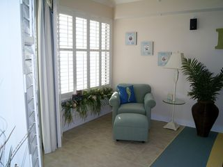 Gateway Grand Ocean City condo photo - Relax With Your Favorite Novel in Our Oceanfront Book Nook.