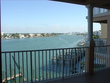 Clearwater Beach condo rental - Beautiful View from our Balcony