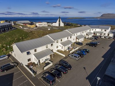 Stunning Holiday Home In Torshavn The Capital Of The Faroe Islands.