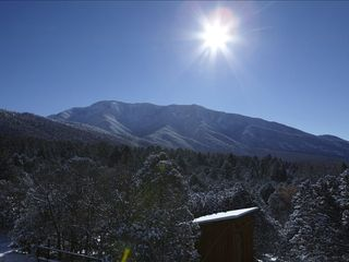 Taos house photo - Lovely sunshine!