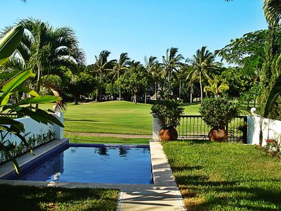 Super Classy Golf Course Home with private pool and the Best Location!