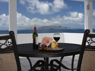 Anguilla villa rental - View from Crow's Nest