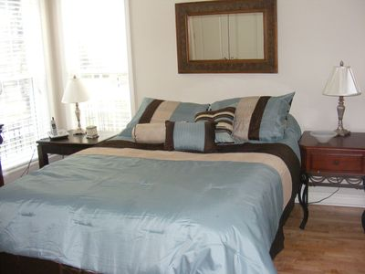 Windy Hill house rental - Cool Blues of the Guest BR