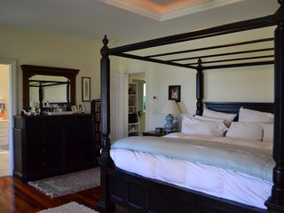Master Bed Room - Austerlitz house vacation rental photo