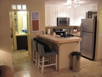 Remodeled kitchen - with all new stainless steel