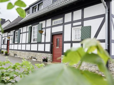 OLD ZOLLHAUS, Luxury, Grade II listed property in Monschauer Country - ALTES ZOLLHAUS komplett