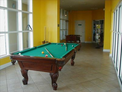 Pool Table / Game Room