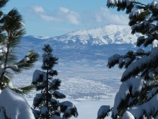 Stateline condo photo - Another gorgeous view of Carson Valley! The condo is at 7,400 foot elevation.