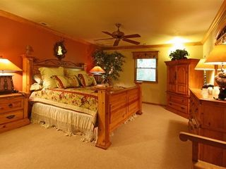 Hiawassee estate photo - Master Suite