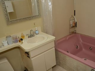 Bushkill house photo - Master Bath with Jacuzzi