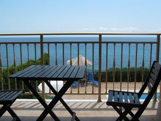 Skala villa photo - View from Balcony