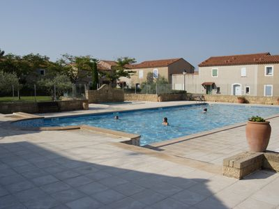 Holiday House in residence with pool and tennis