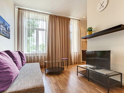 Charming apartment for 4 people in apart hotel RIGAAPARTMENT