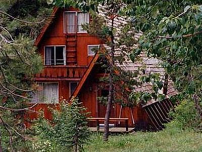 Barry Cabin - Old Tahoe Charm Vacation Rental