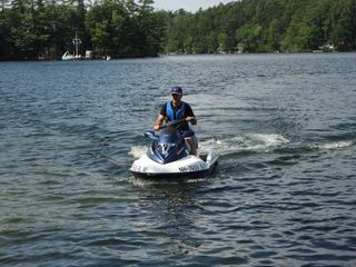 Laconia townhome photo - Enjoy a Jet Ski Rental on Lake Winnipesaukee
