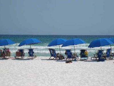 Destin condo rental - The Beach