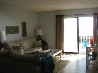 Carolina Beach condo photo - Family room