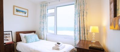 Front single room with sea views
