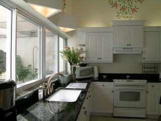 St. Croix villa photo - Beautiful kitchen is a gourmet's delight.