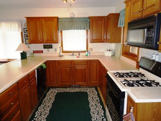Bellaire / Shanty Creek cottage photo - full kitchen