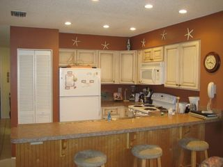 St. Augustine Beach condo photo - Kitchen