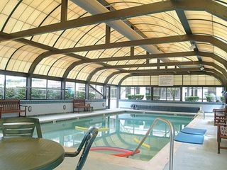 Newport condo photo - Indoor Pool