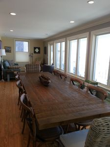 Provincetown house rental - Dining Table - Seats 10