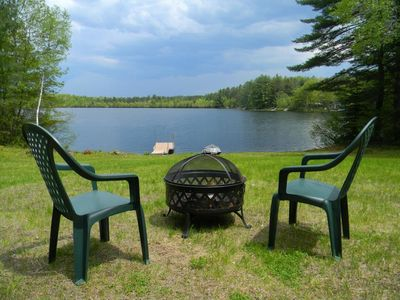 Relax and Enjoy Life on a Quiet Lakefront Property