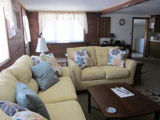 Plum Island house photo - Living Room