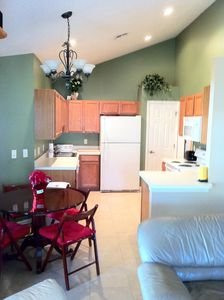 Lake Buena Vista house rental - Kitchen area