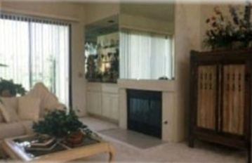 La Quinta condo rental - Living Room